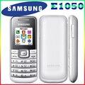 100% Оригинал Samsung E1050 мобильный телефон разблокирована GSM900/1800 МГц мобильного телефона с Один год гарантии бесплатная доставка