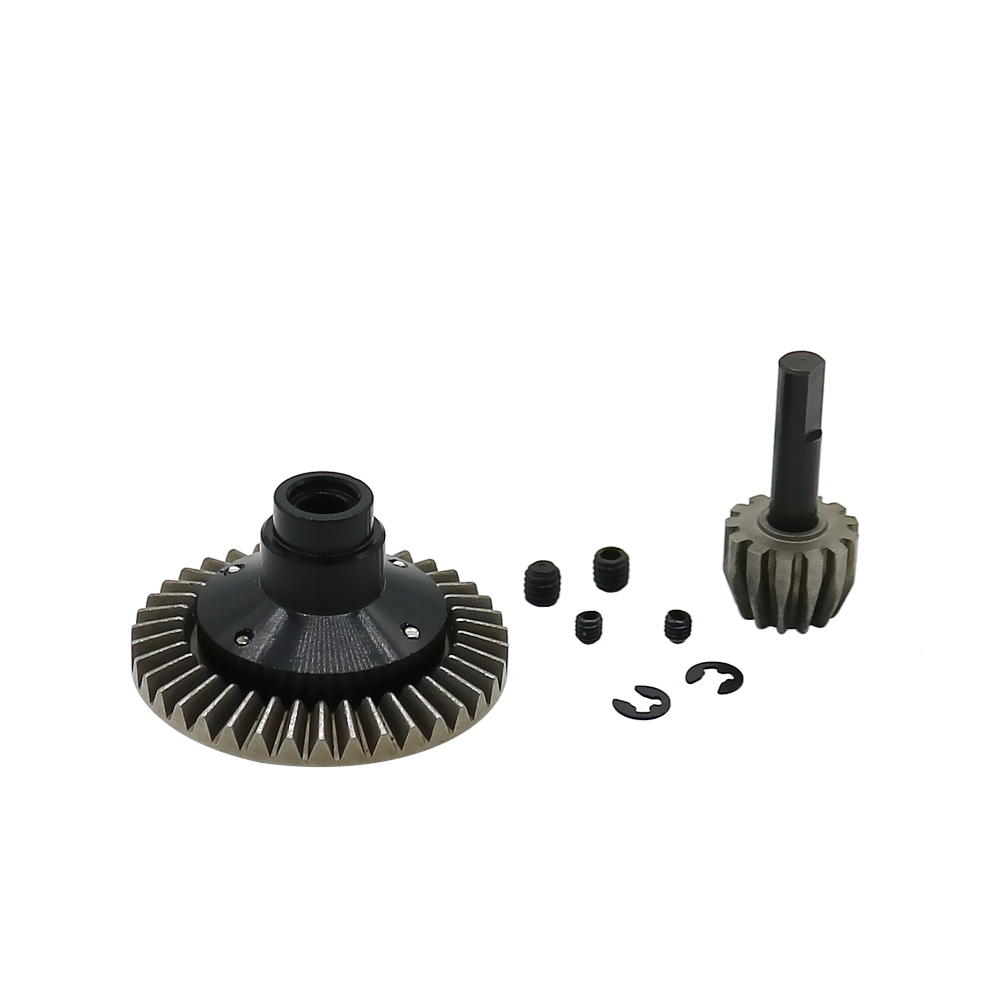Heavy Duty Bevel Gear Set 38T/13T For 1/10 Axial SCX10, YETI, AX10, Wraith&Wraith Spawn AX90056, AX90045, AX90018 ft304 31f 138 ft304 31f 131 the mid driving bevel gear and main bevel gear for foton lzt tractor ft304 454 lzt304 lzt454