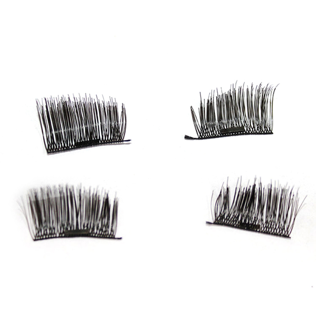 Ultra-thin Magnetic Eye Lashes  4