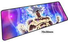 DRAGON BALL mouse pad gamer 700x300mm anime notbook mouse mat large gaming mousepad large HD pattern pad mouse PC desk padmouse