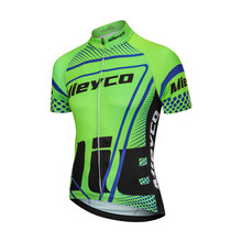 Mieyco Cycling Jersey Summer Tops Short Sleeve Clothing MTB Bike Roupa Ciclismo Shirt Downhill