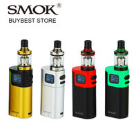Original 80W SMOK G80 Kit With G80 Box Mod And 2ml Spirals Tank Atomizer Mini G80
