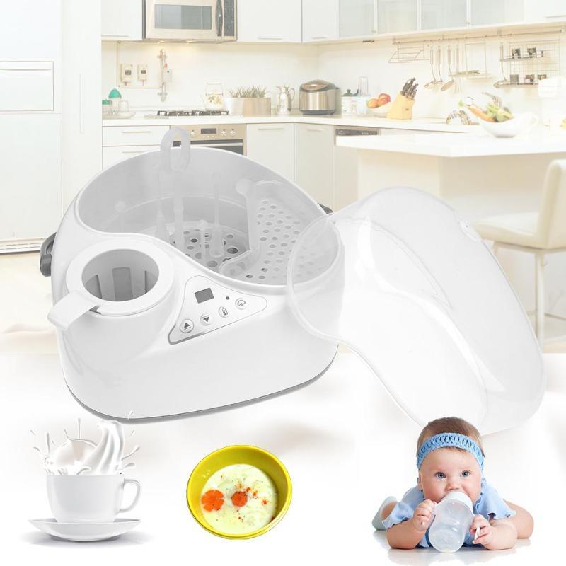4 in 1 Baby Feeding sterilizer Bottle Warmer Heater Babyfood Warm Universal Bottle sterilizer Milk Free EU Electric Warmer 4 in 1 Baby Feeding sterilizer Bottle Warmer Heater Babyfood Warm Universal Bottle sterilizer Milk Free EU Electric Warmer