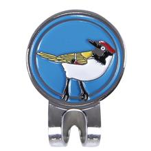 Buy HobbyLane Golf Ball Clip Markers Unique Animal Pattern Markings Golf Ball Mark Golf Hat Clip Magnetic Outdoor Alloy Golf Marker directly from merchant!