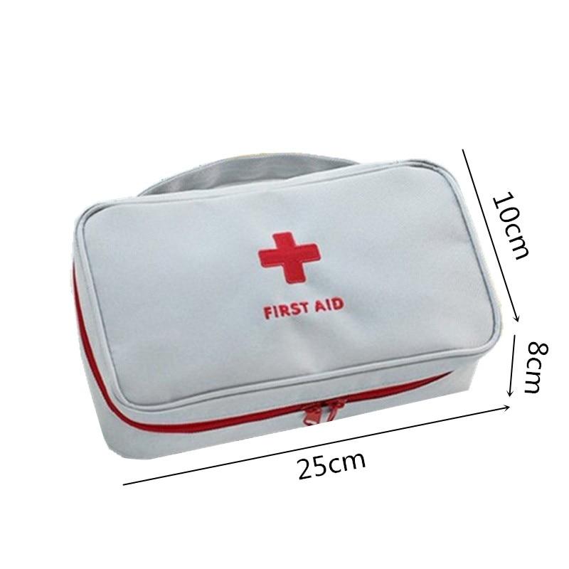 JXSLTC Merk Draagbare Ehbo Tas Emergency Medische Survival Kit - Home opslag en organisatie - Foto 2