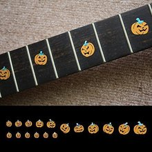 Fretboard Markers Inlay Sticker Decals for Guitar and Bass – Pumpkins