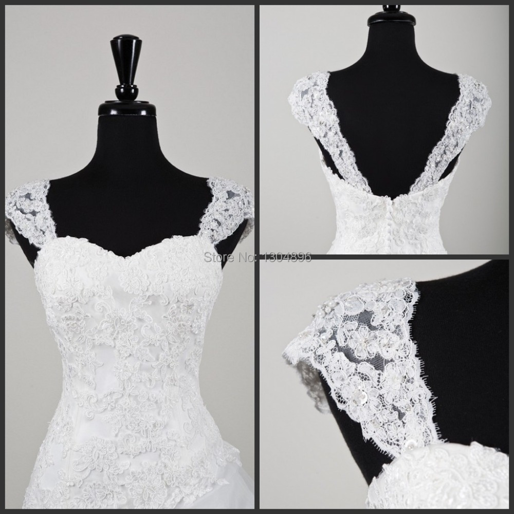 2015 new designer white ivory lace bridal jacket straps for White bolero for wedding dress