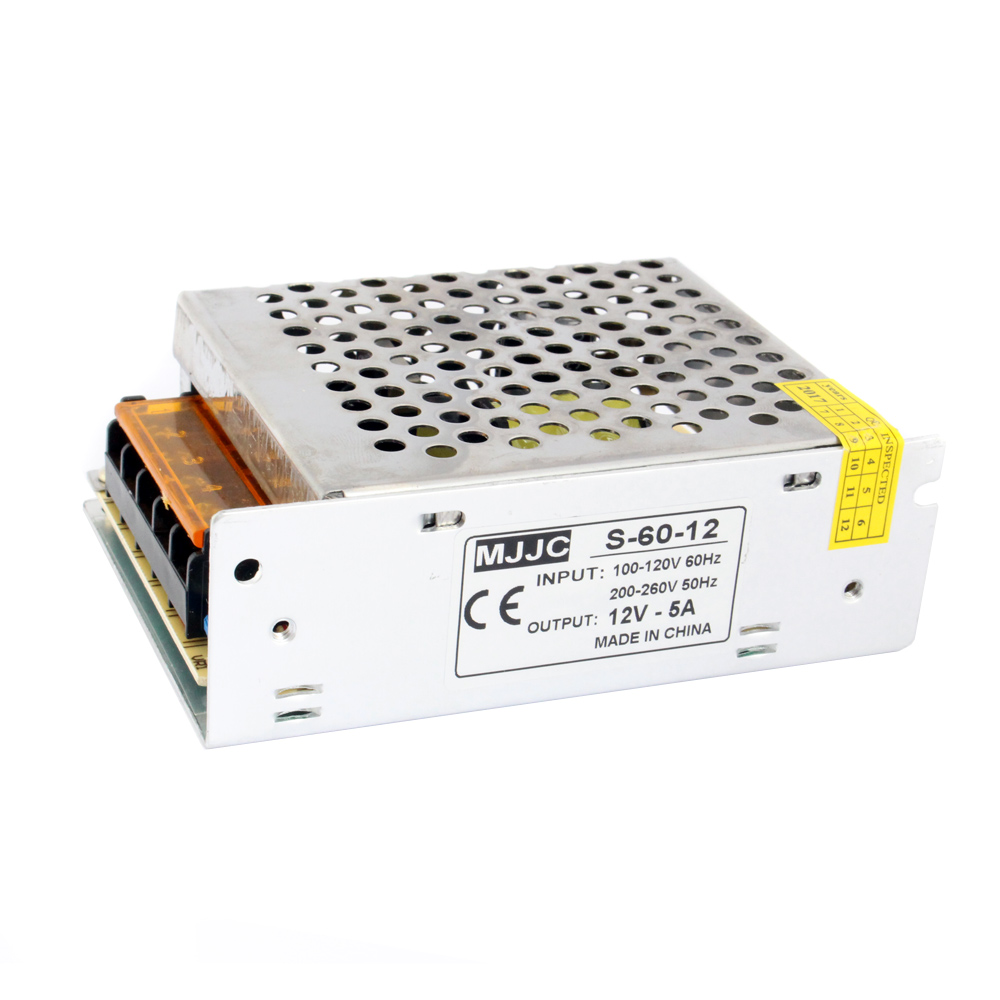 12v-5A led power supplys