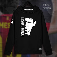 Men pullovers hoodies Lionel Messi Leo sweatshirt M10 Clothing streetwear tracksuit argentina Footballer player barcelona star(China)