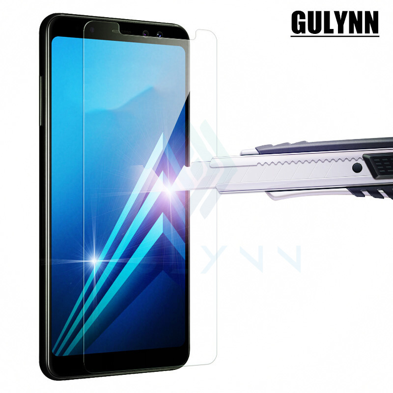 9H Strengthen Real Tempered Glass For Samsung Galaxy A 10 20 30 40 50 60 <font><b>70</b></font> 20E 40S J <font><b>2</b></font> 4 Core 2019 Premium Screeen Protector image