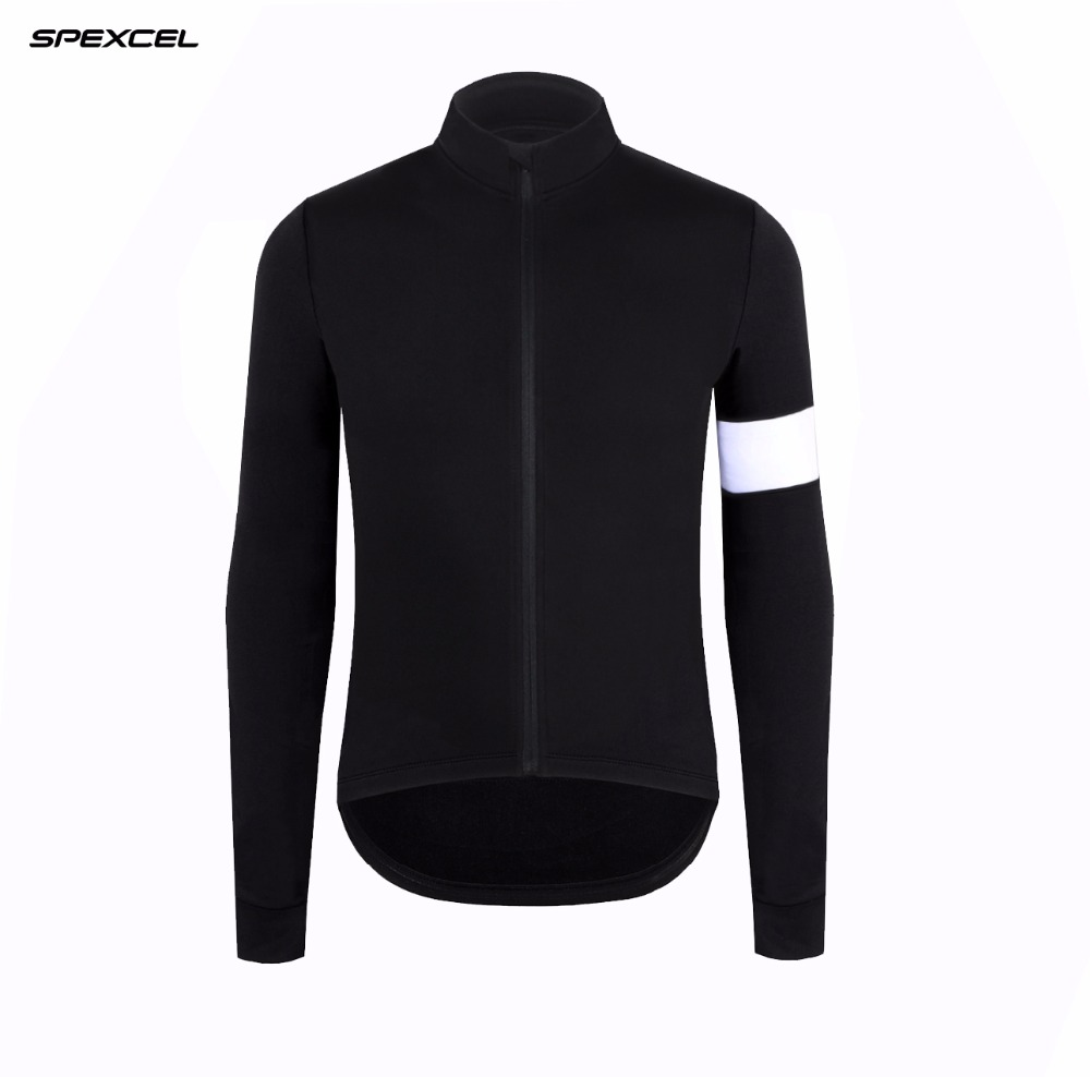 SPEXCEL 2017 classic design thermal fleece Cycling Jersey long sleeve Cycling clothing for Winter Road MTB fleece bicycle Jacket