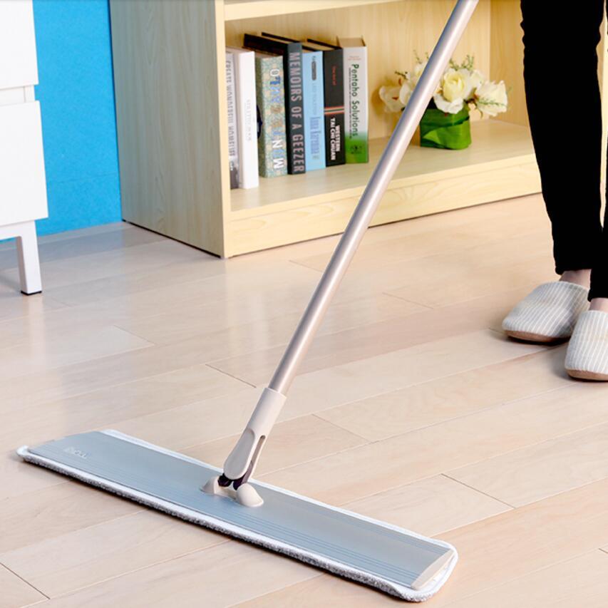 60cm Width Aluminum Flat Mop Large Dust Mop Household Revolving Wood Floor  Mops Bottom Size(60*9cm) No.E600 In Mops From Home U0026 Garden On  Aliexpress.com ...
