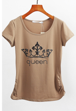 HTB16UXcQFXXXXXhXXXXq6xXFXXX7 - Summer clothing short-sleeve T-shirt female casual shirts
