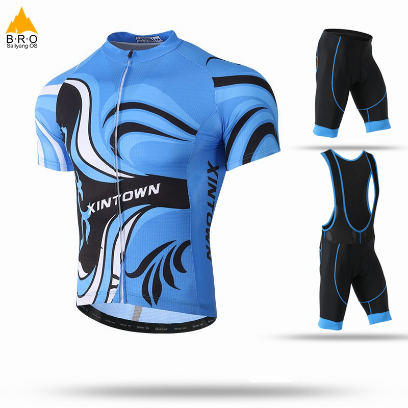 Men Women Bicycle Wear MTB Cycling Clothing cycling sets Bike MMS Cycle shirt Summer Male cycling jersey set