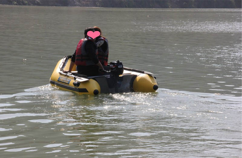 Anti-collision discount JIAINF boat 19