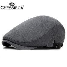 CHESSIECA 2017 Clásico de Alta Calidad de La Boina Sombreros para Hombres  Mujeres Moda Sombrero Boina 5abe61f220a