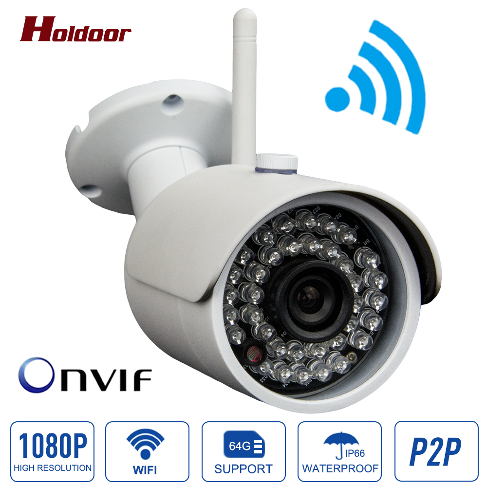 IP Camera 1080P WIFI H.264 HD Video Surveillance Camera Outdoor Waterproof Wireless CCTV IR Night Vision Security Camera vstarcam outdoor ip camera 1080p full hd wifi dome ir night vision 4x zoom waterproof cctv security video surveillance camera