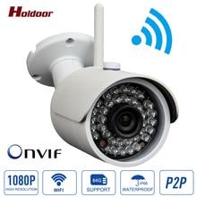 IP Camera 1080P WIFI H.264 HD Video Surveillance Camera Outdoor Waterproof Wireless CCTV IR Night Vision Security Camera