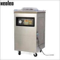 Xeoleo однокомнатная вакуумная упаковочная машина DZ 400 Коммерческая вакуумная пищевая упаковочная машина вакуумная упаковочная машина пищев