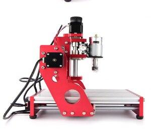 Image 3 - CNC1419 all metal piccolo desktop di incisione/rame metallo di alluminio macchina per incisione/macchina per incidere di CNC macchina