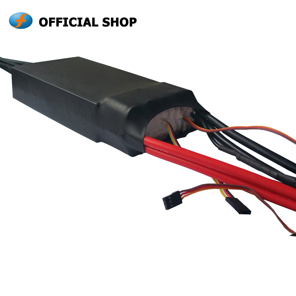 Flier surfboard brushless 22S 600A ESC for RC boat with marine speed controller