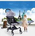 Babytime cochecito de bebé carros carros de niños bebé sencilla plegable portátil Rusia envío gratis