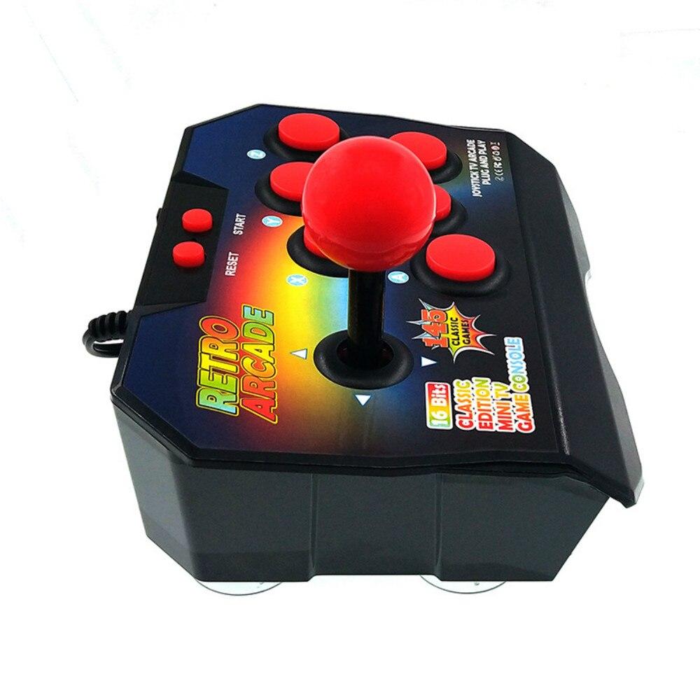 Image 4 - Arcade video game console classic retro game machine built in 16 bit 145 models of the joystick arcade-in Video Game Consoles from Consumer Electronics