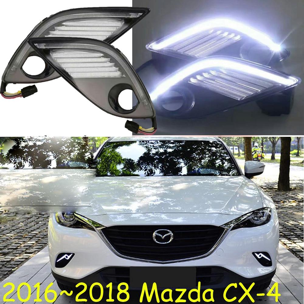 LED,2016~2018 mazd CX-4 daytime Light,CX-4 fog light,CX-4 headlight;Tribute,RX-7,RX-8,Protege,MX-3,Miata,CX 4,CX4