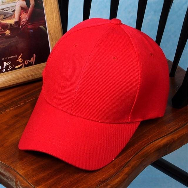 2016 New Custom Seu Logotipo Boné de Beisebol Design Pequeno MOQ 6 painel Bonés de Beisebol Hip Hop Coreano Chapéu de Basebol Das Mulheres Dos Homens Korea chapéus