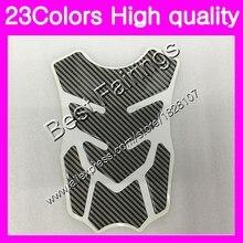 3D Carbon Fiber Tank Pad Protector For KAWASAKI NINJA 650R ER 6F 06 07 08 ER
