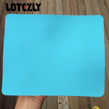 New Arrival 7Colors Gaming Mouse Pad Laptop PC Mice Mat Non-slip Mousepad For Optical Laser Mousemat Big Promotion