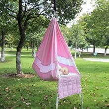 Newborn Baby Cotton Hammock Crib Bed