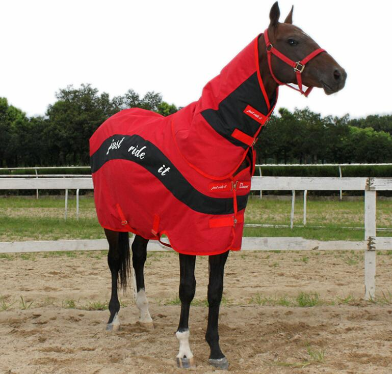 For Pony Horse Horsecloth Windroof Keep Warm Horse Rugs Detachable Clothing Rug