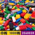 Woma Building Blocks 1000 unids Creativo DIY Ladrillos Ladrillos Juguetes para Niños Educación Compatible con Legoe Envío Gratis