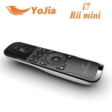 Оригинал Rii Мини i7 Air Mouse Remote Control 2.4 Г Беспроводной мини Игры Fly для Android TV Box X360 PS3 Смарт ПК