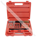 Re-Threading Tool Set Taps& Dies - Damaged Thread Repair Tool Thread Chaser Tool