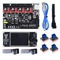 BIGTREETECH SKR E3 DIP V1.0 32 бит плата управления + TFT24 сенсорный экран TMC2208 TMC2130 spi VS Cheetah V1.1 SKR V1.3 PRO для Ender-3