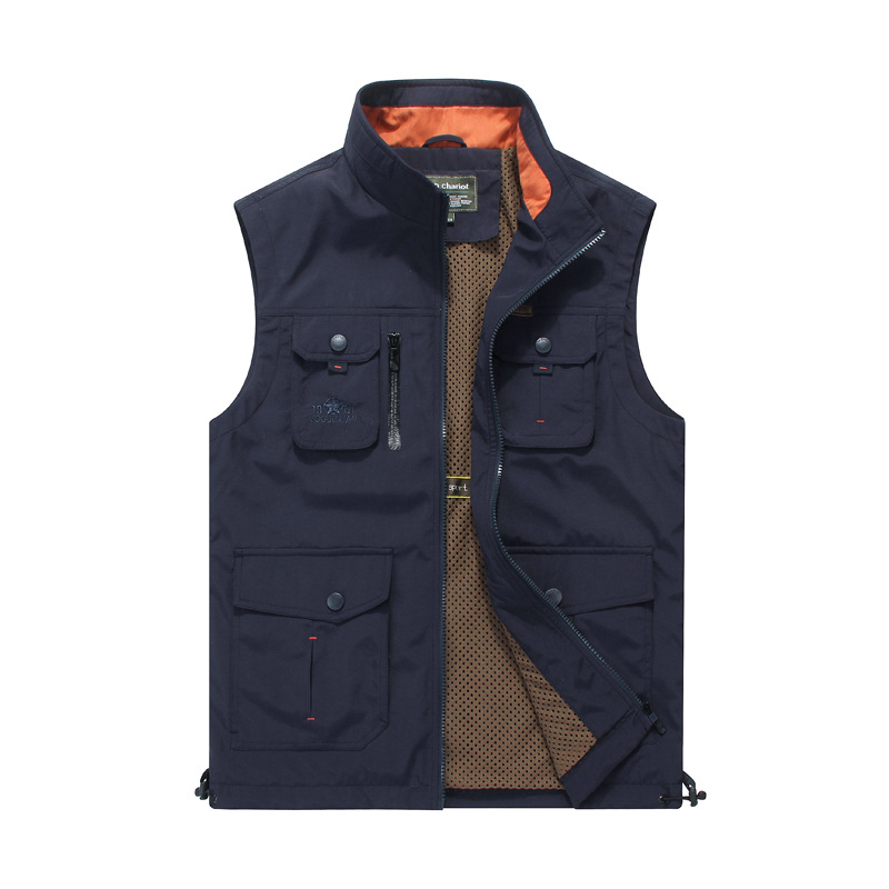Popular Men Cargo Cheap Vest Lots China Suppliers