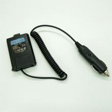 OPPXUN for BAOFENG UV-5R Car Charger For UV 5R B UV-5RA Two Way Radio CB Walkie Talkie Battery Eliminator UV5R Accessories