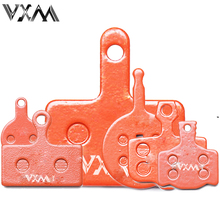 VXM All Metallic Bicycle Disc Brake Pads for Shimano XT XTR M8000/Sram/Avid/Magura/Giant/Formula/Tektro Disc Brake Pads запчасть shimano xt m770 9 ск 11 32
