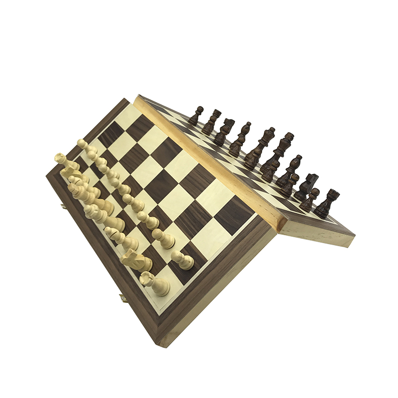 Yernea Magnetic Chess High-quality Wooden Chess Set Solid Wood Chessboard Magnetic Pieces New Entertainment Chess Games 4