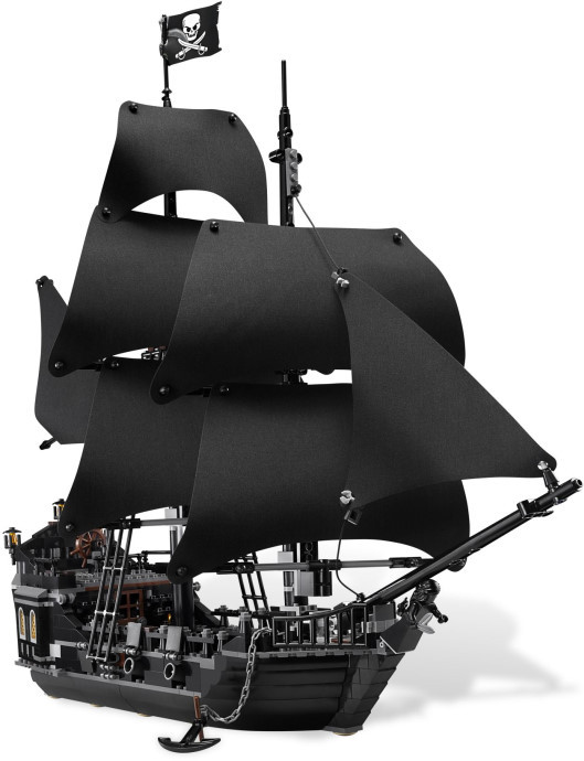 LEPIN 16006 Pirates of the Caribbean Movie The Black Pearl 804pcs Building Block Toys Gift For Children Pirates Caribbean lepin 16006 804pcs pirates of the caribbean black pearl building blocks bricks set the figures compatible with lifee toys gift