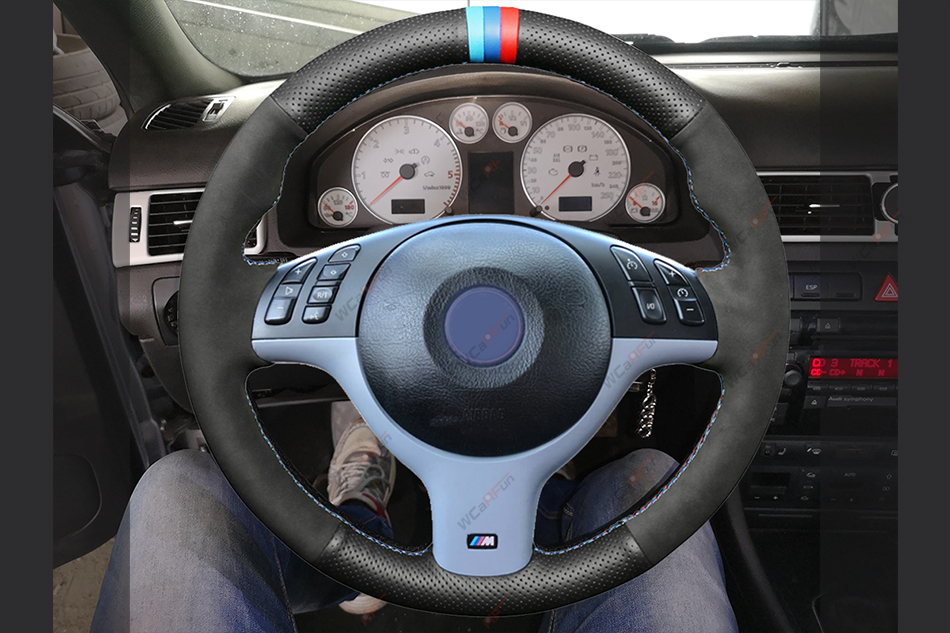 steering wheel cover for BMW E46 M3 03