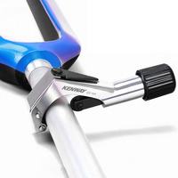 Cyrusher Mountain Bike Fork Tool Headset Fork Cutter Bicycle Saddle Post metal Cutter Tool