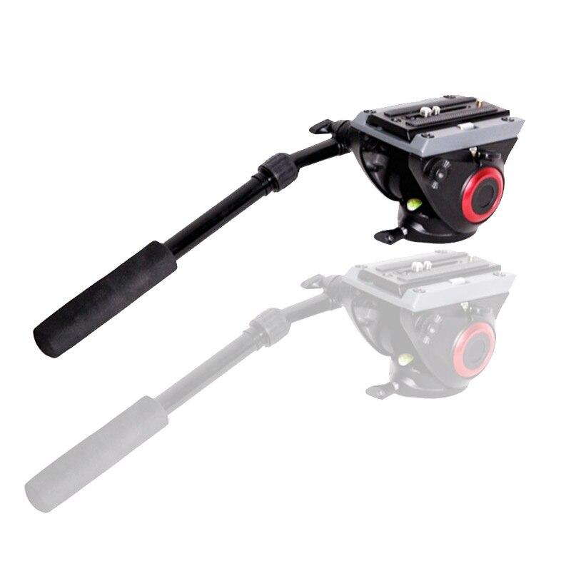 ASHANKS FH2 8KG Load Fluid Head for Monopod Track Slider Video DSLR Camcorder ashanks fh2 8kg load fluid head for monopod track slider video dslr camcorder