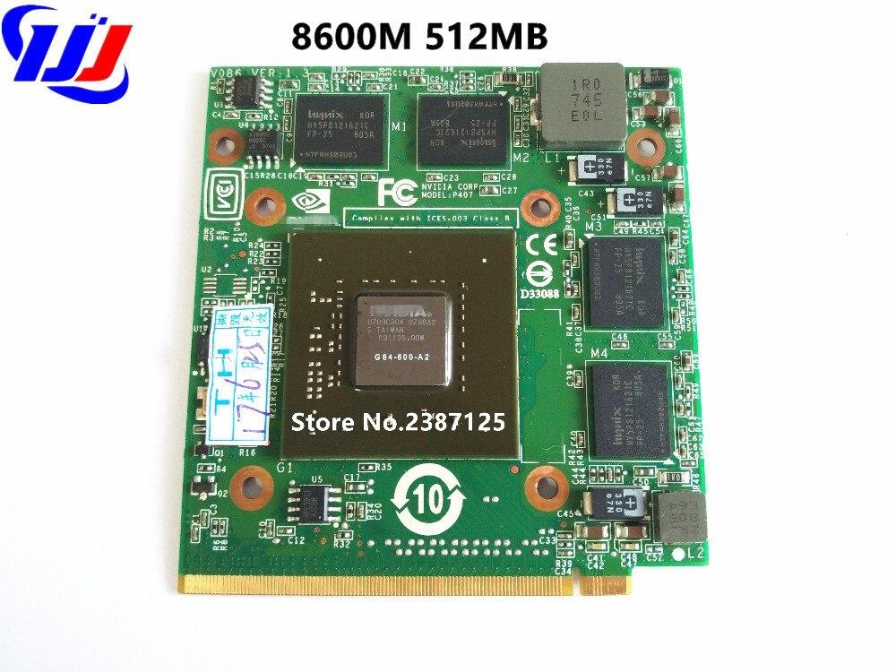 FOR A c er As p ire 5920G 5520G n V idia GeForce VG.8PS06.001 8600M 8600MGS G86-770-A2 MXM II DDR2 512MB Graphics VGA Video Card цена 2017