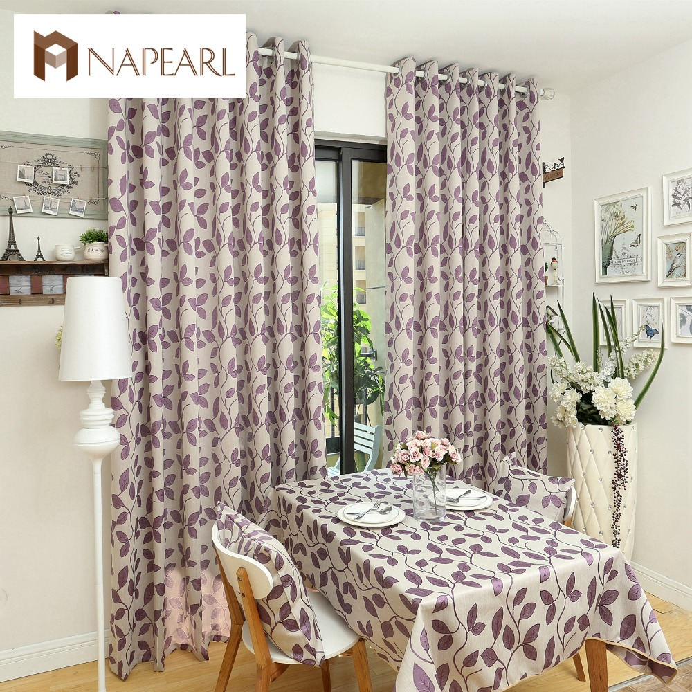 rustic leave design window treatments 3d curtains kitchen door curtain home textile decoration window blinds for - Designer Kitchen Blinds