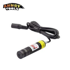 Image 2 - Focusable dot 레드 레이저 648nm 650nm 10 mw 200 mw 레이저 다이오드 모듈 로케이터 레드 포지셔닝 라이트 마킹 장치