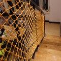 300 см * 75 см перила лестницы балкон защитная сетка Детская безопасность забор дети утолщение ограждение защита сетка