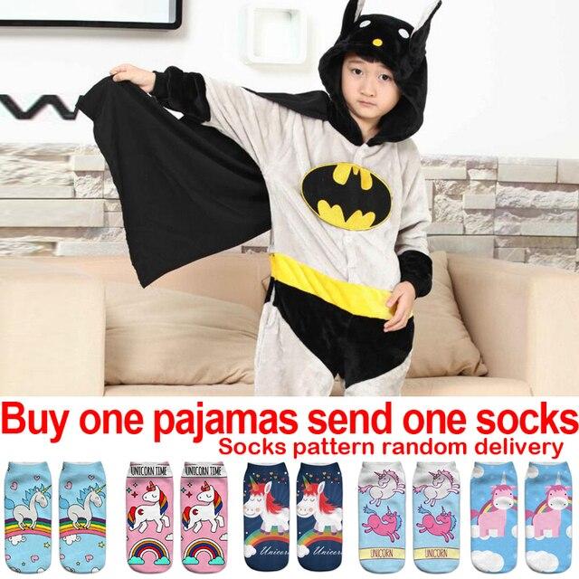Зимние фланелевые флисовые пижамы кигуру с рисунками животных для детей, аниме, для косплея, для мальчиков и девочек, одна штука, пижама, Onesie, детское одеяло, sleeper Hero
